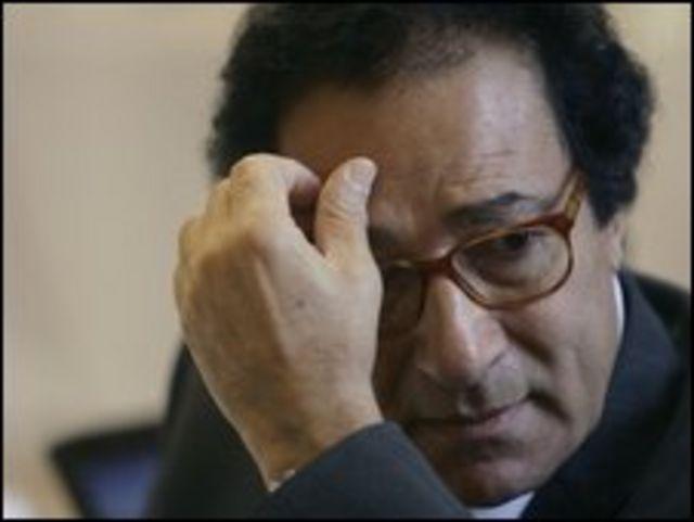 Farouk Hosni
