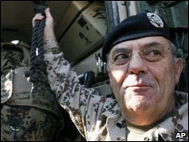 General Wolfgan Schneiderman