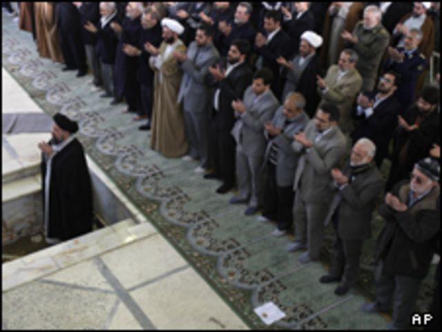 رجل الدين، آية الله أحمد خاتمي