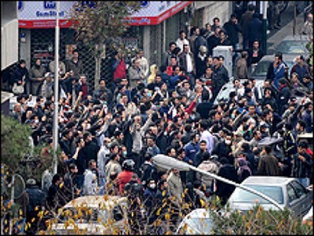 تظاهرات 16 آذر