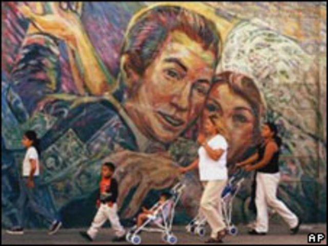 Familia latina