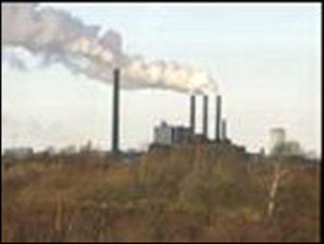 انبعاثات الغازات