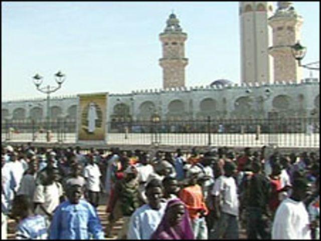 مسجد في السنغال