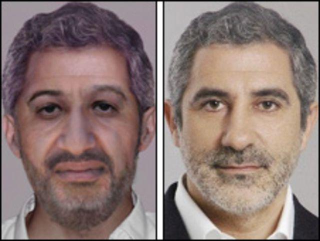 جاسبر لامازارس وصورة بن لادن المعدلة