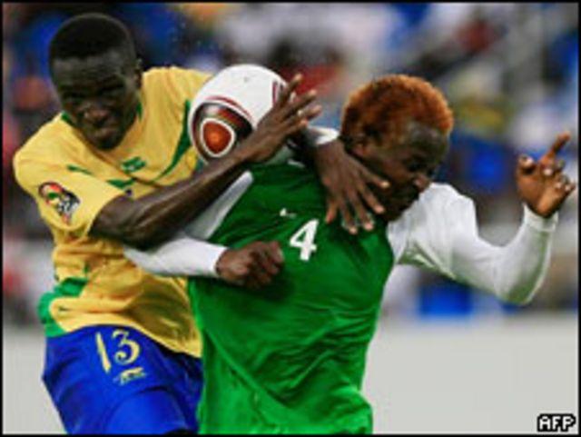 مباراة زامبيا كاميرون