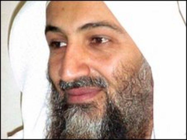 زعيم تنظيم القاعدة أسامة بن لادن