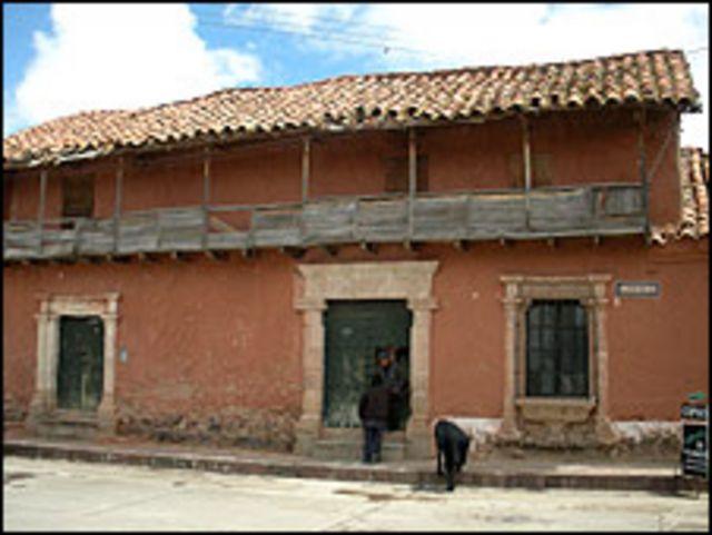 Casona Choquehuanca