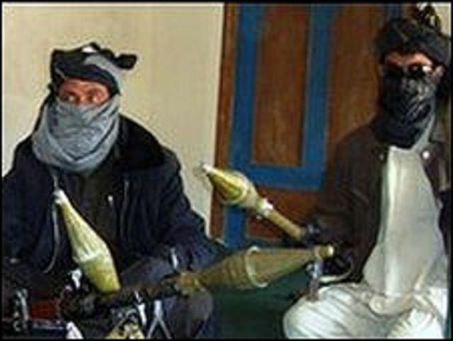 Insurgentes del Talibán