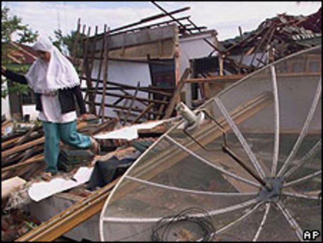 Terremoto en Sumatra, 2000
