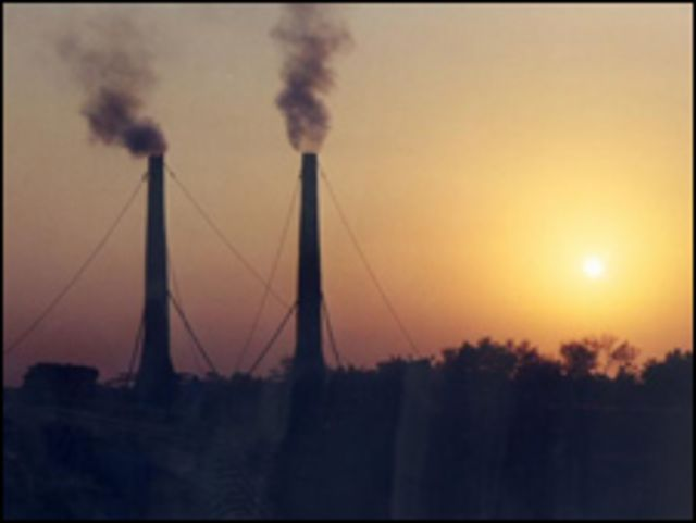 Chimenea en Bangladesh