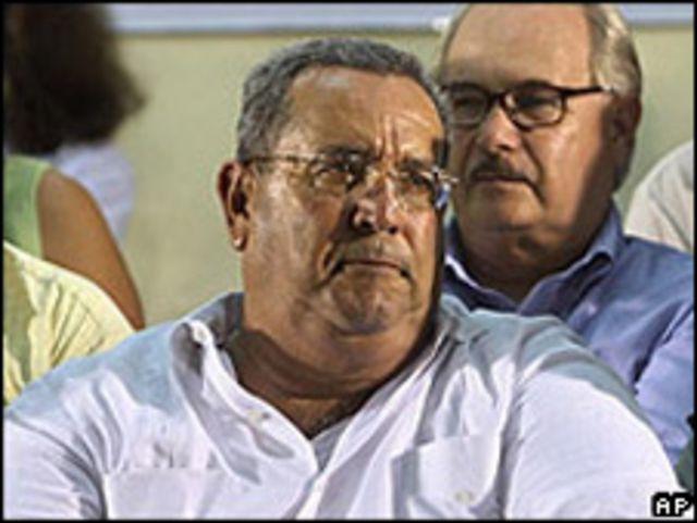 Arnoldo Alemán, ex presidente de Nicaragua