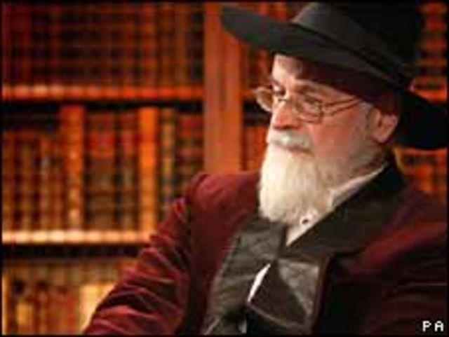 Escritor Terry Prachett