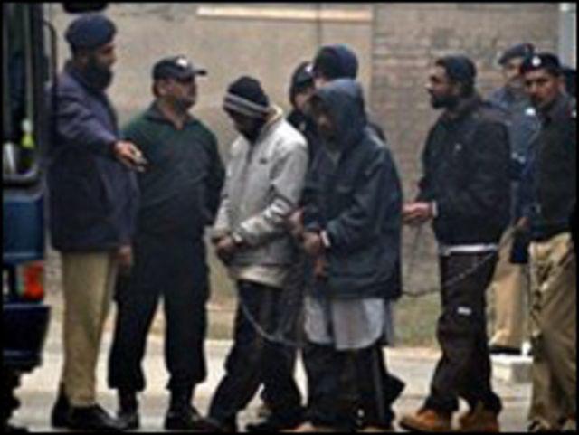 معتقلون أمريكيون في باكستان