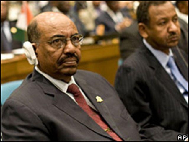 Hassan al-Bashir.