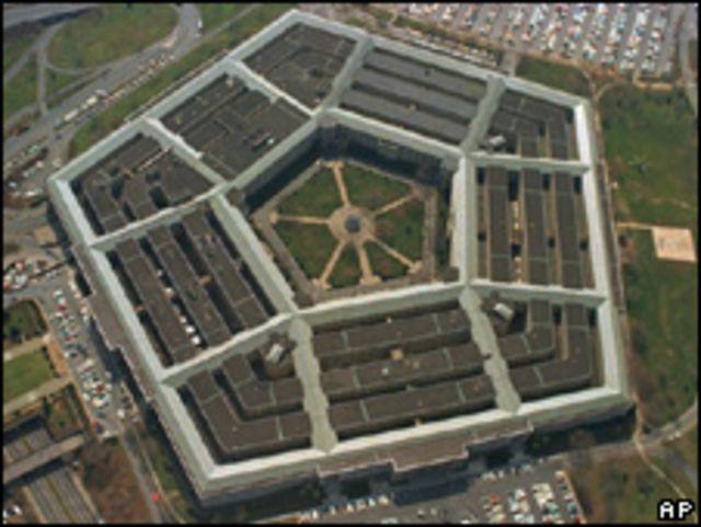 Foto Aerea Pentagono