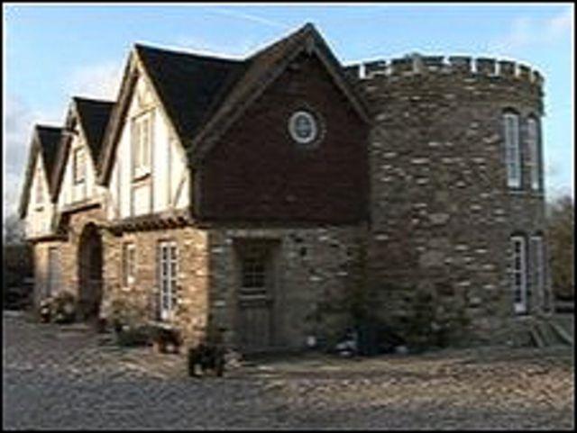Castillo en Surrey