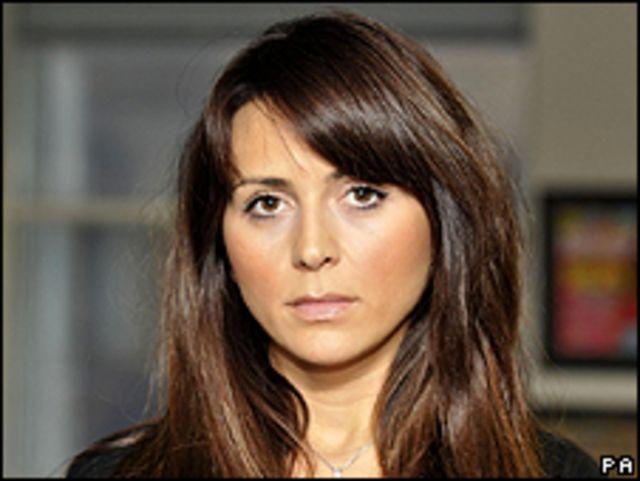 Vanessa Perroncel, supuesta amante de John Terry