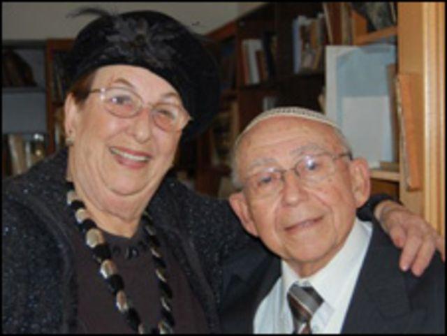 زوجان يهوديان