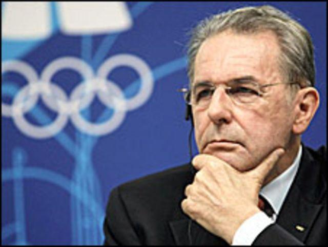 နိုင်ငံတကာ အိုလံပစ် ကော်မတီ Jacques Rogge