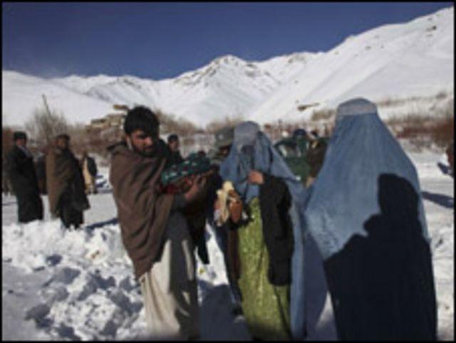 قرويون افغان