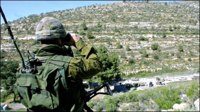 إسرائيليون في الضفة الغربية