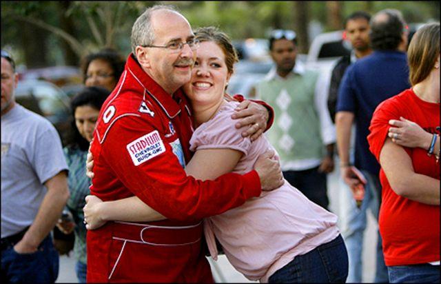 اراد اونداش جمع تبرعات لجمعية طب القلب الامريكية
