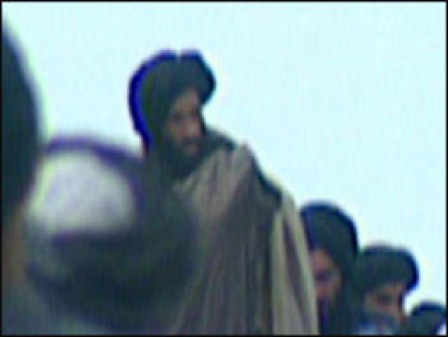 الملا محمد عمر قائد طالبان
