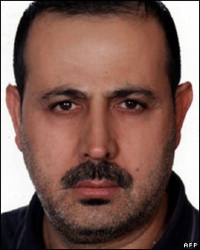 القيادي في حماس، محمود المبحوح