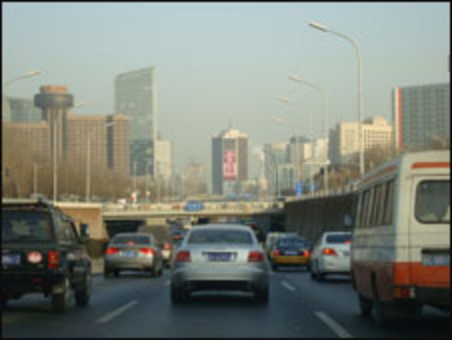 شارع في بكين