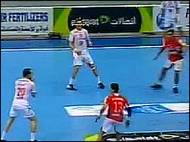لقطة من اللعبة