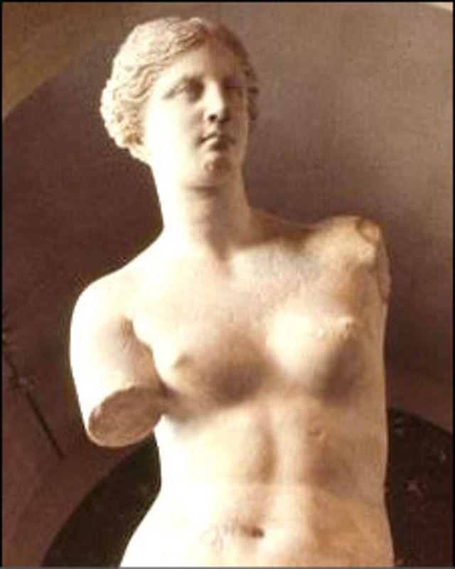 تمثال فينوس دي ميلو