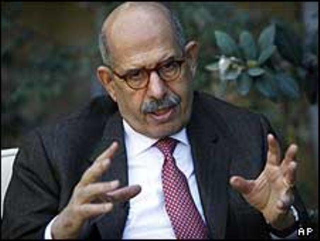 محمد البرادعی