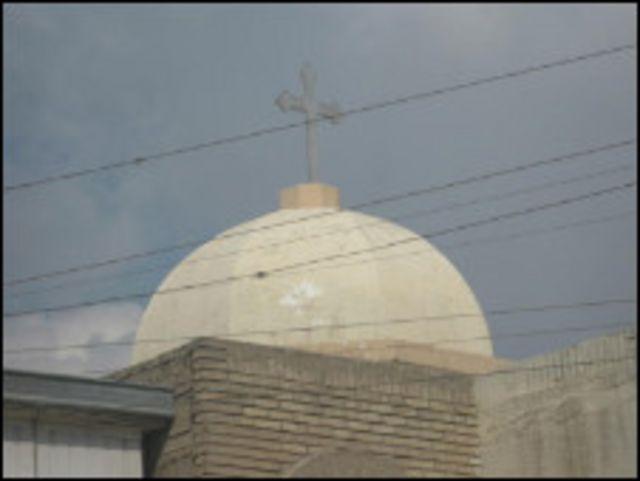 كنيسة في بغداد