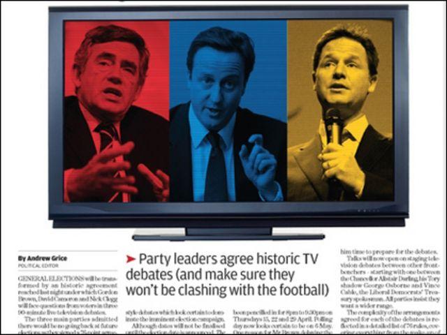 أبرزت صحيفة الإندبندنت نبأ الاتفاق