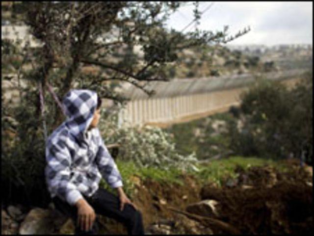 جدار الفصل الاسرائيلي