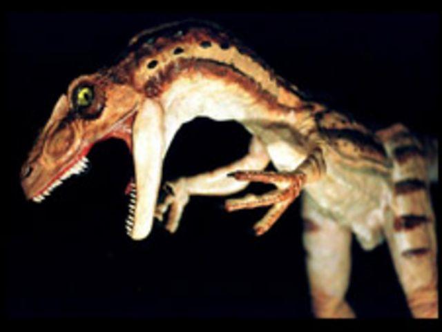 نموذج ديناصور