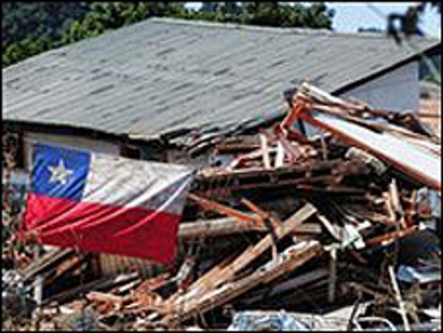 يتوقع ان ترتفع حصيلة الزلزال الى 800 قتيل