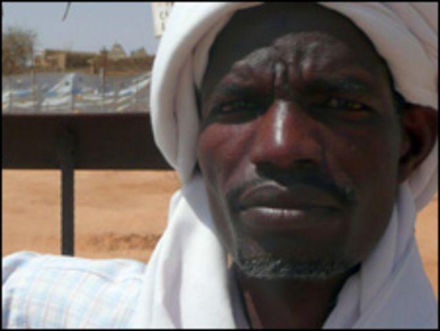 أحد سكان دارفور