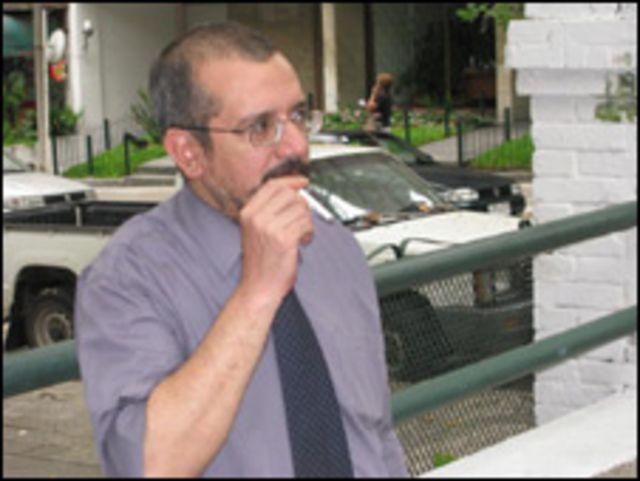 Fumador en Uruguay