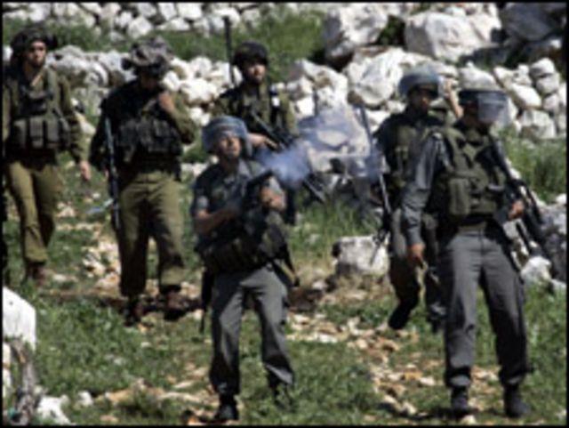 جنود اسرائيليون