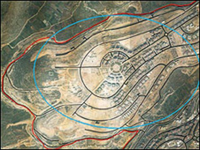 مستوطنة يهودية في الضفة الغربية
