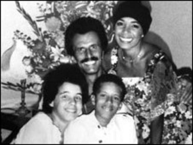 باسي وعائلتها