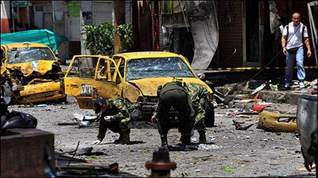 تعتبر بوينافينتورا من اكثر المدن الكولومبية فقرا وعنفا في البلاد