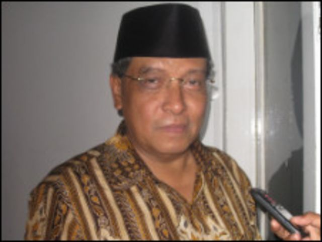 Pemimpin PBNU Said Agil Siradj