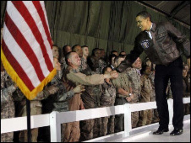أوباما في أفغانستان