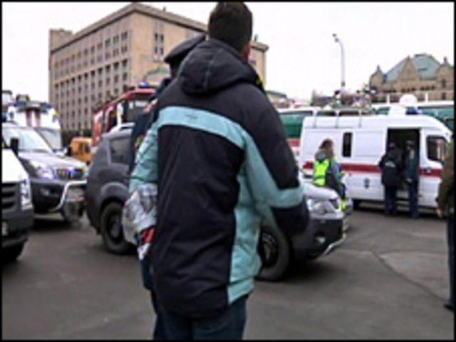 انفجارات موسكو