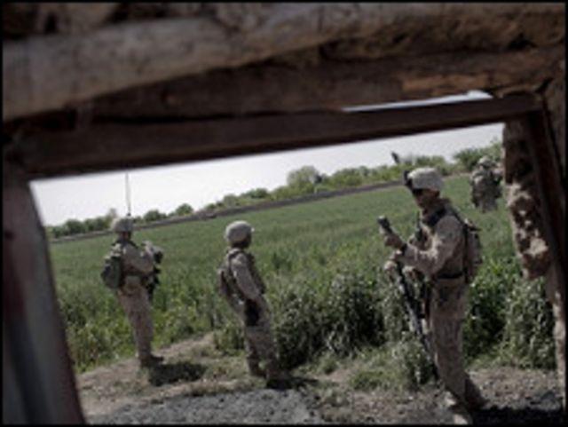 قوات حلف الناتو