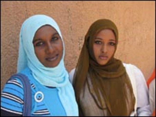 مواطنات سودانيات