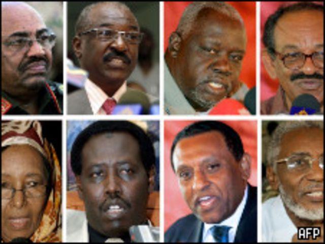مرشحو الرئاسة