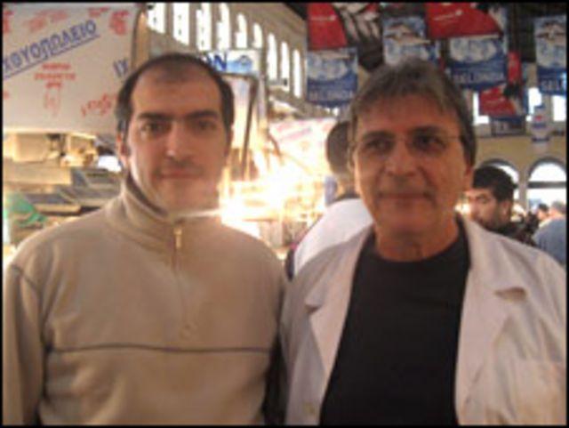 فيليبوس كاتامبوريس ووالده